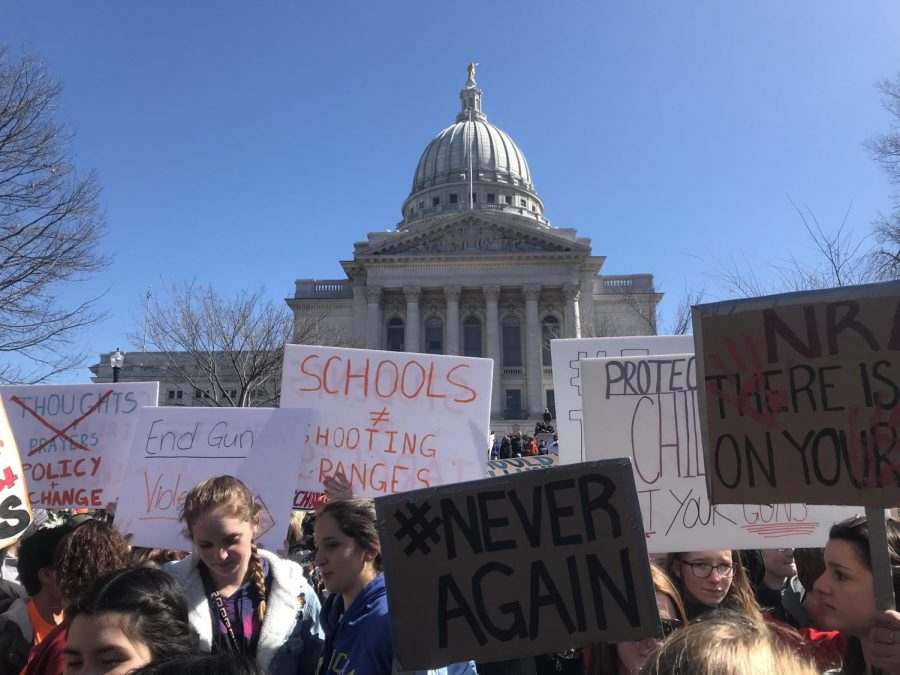 Are Walkouts a Good Way to Raise Political Awareness?