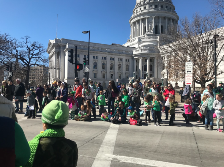 St. Patty's Day in Madison