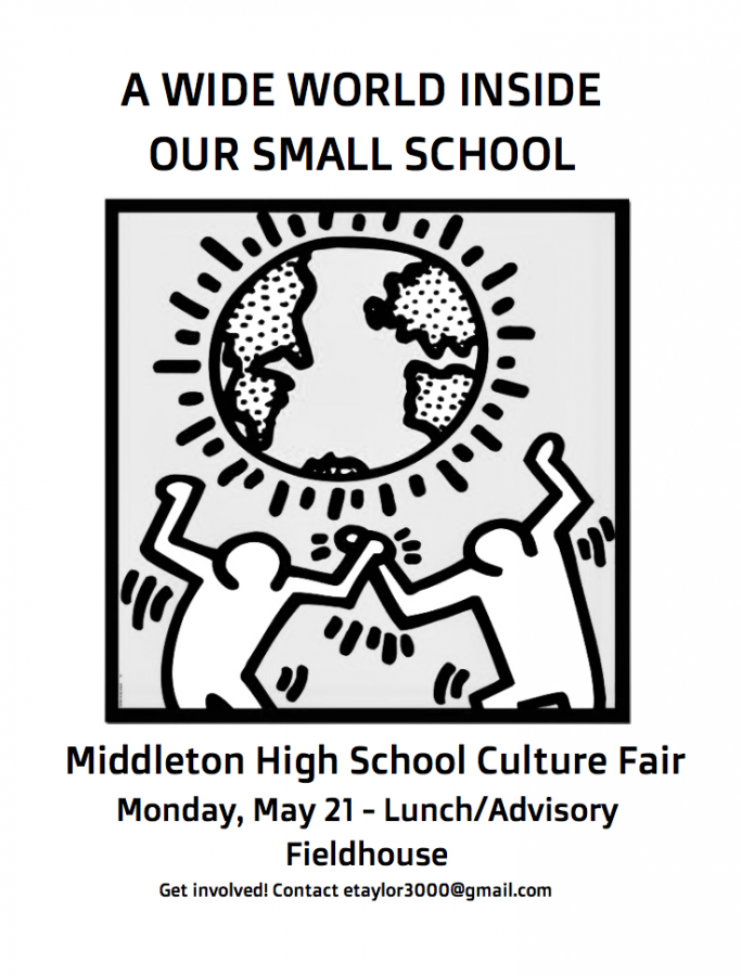 "The MHS Culture Fair: ""A Wide World Inside Our Small School"""