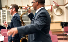 World-Renowned Musician, Victor Goines, Visits MHS