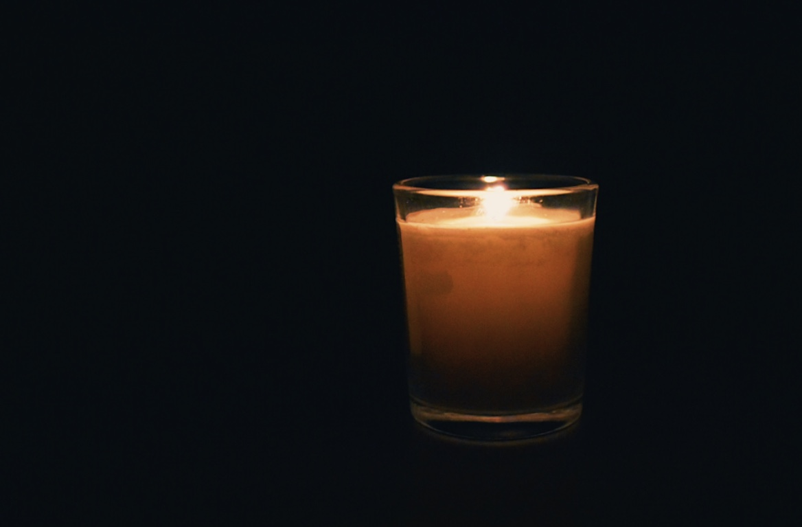 On International Holocaust Remembrance Day, candles are lit as a symbol of remembrance to the victims of the Holocaust.