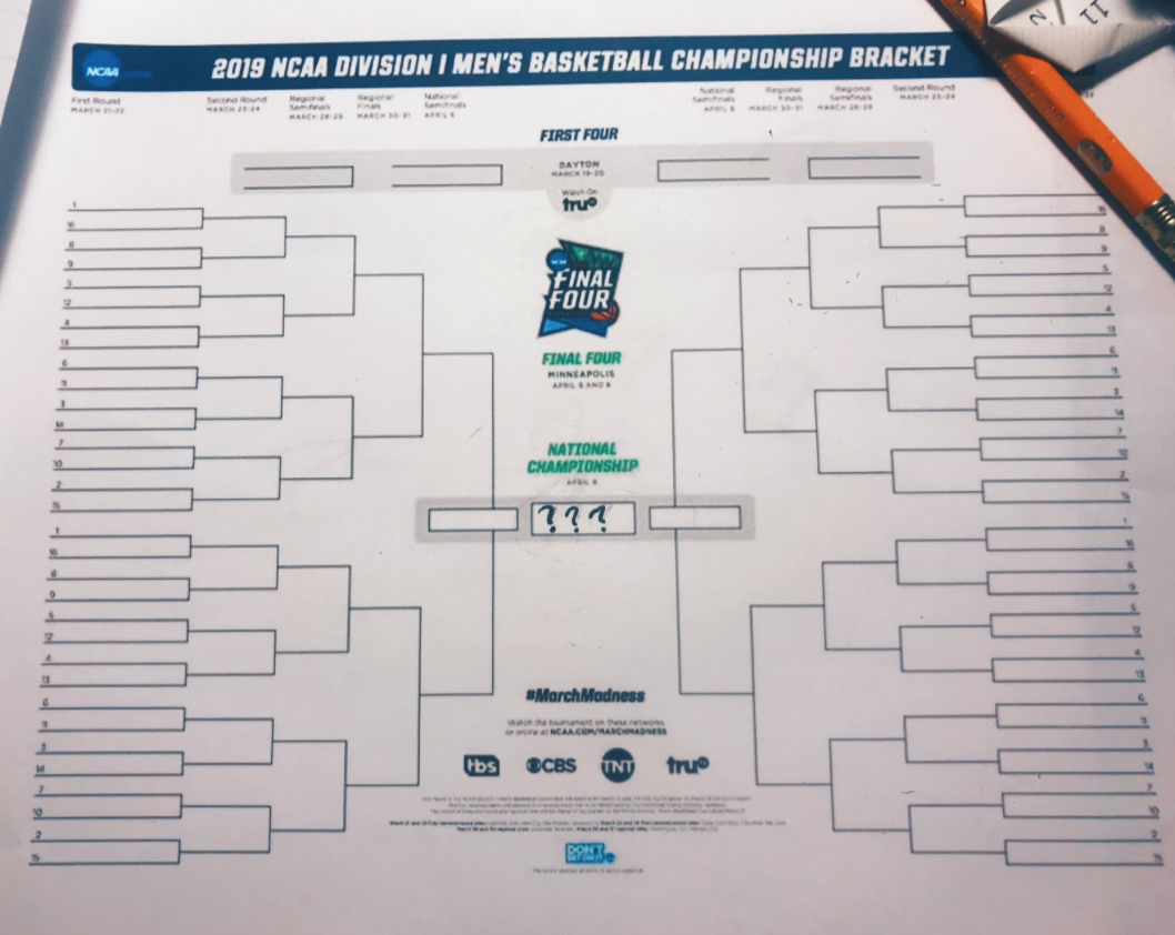 The NCAA Division I men's basketball tournament, also known as March Madness, will begin on March 19 and conclude with the championship game on April 8.