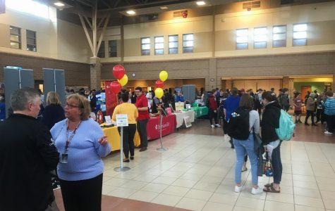 MHS Hosts Fourth Annual Job Fair