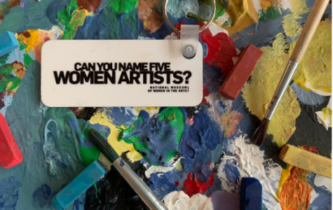 Can You Name Five Women Artists?