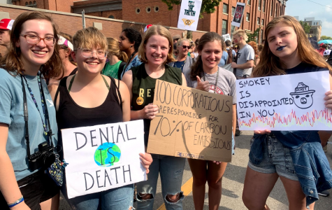 """Stand Up, Fight Back"": Madison Strikes Again With Climate Activists Across the World"