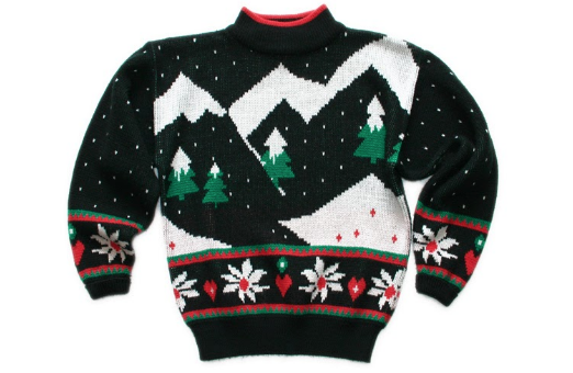 Ex. 1: Classic Ugly Sweater