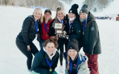 MHS Girls Snowboarding Takes Home Fourth Consecutive State Title