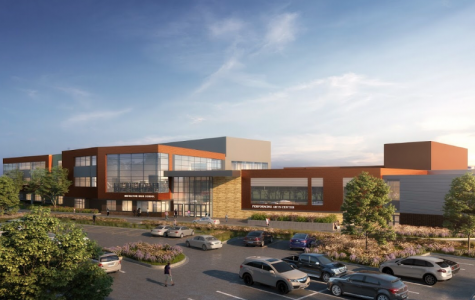 Pictured above, the MHS Performing Arts Center (PAC) will be among the first areas of the school to undergo remodeling. For the 2021-22 school year, performances will have to be relocated but are expected to progress as normal otherwise.