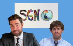 """John Krasinski, best known for his role as Jim Halpert in """"The Office,"""" hosts the most popular YouTube talk show: """"Some Good News"""" (SGN)."""