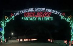 Olin Park in Madison has a drive-thru Christmas light event.