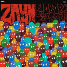 "The ""Nobody is Listening"" cover features a collection of colorful heads."